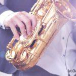 1st Choice Band Jazzband, unser Saxofonist aus Köln