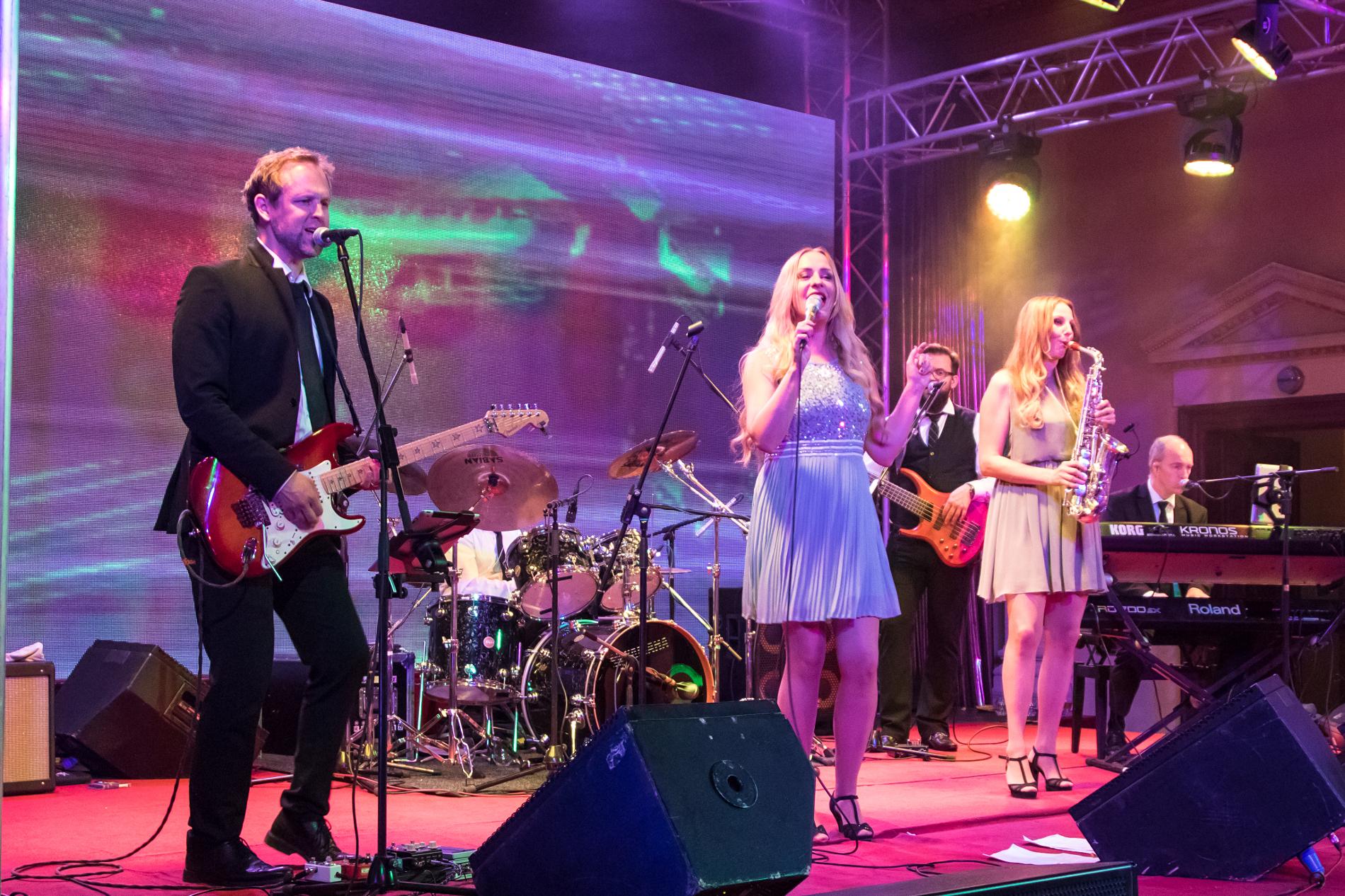 Tanzball, Livemusik, 1st Choice Band aus Köln mit erstklassiger Tanzmusik