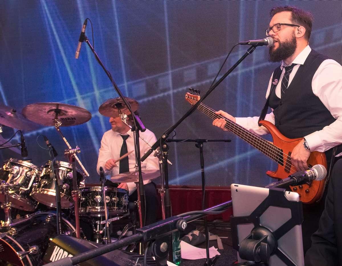 Coverband Köln, Mario Brüninghaus am Schlagzeug