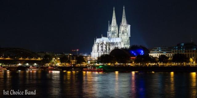 Galaband aus Köln, Tanzmusik für Ihre Gala