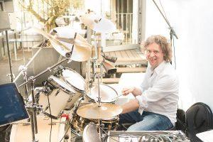 Schlagzeuger, Coverband Köln, Mario Brüninghaus