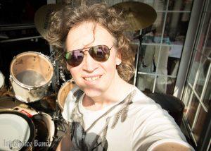 Schlagzeuger Mario Brüninghaus, 1st Choice Band Düsseldorf