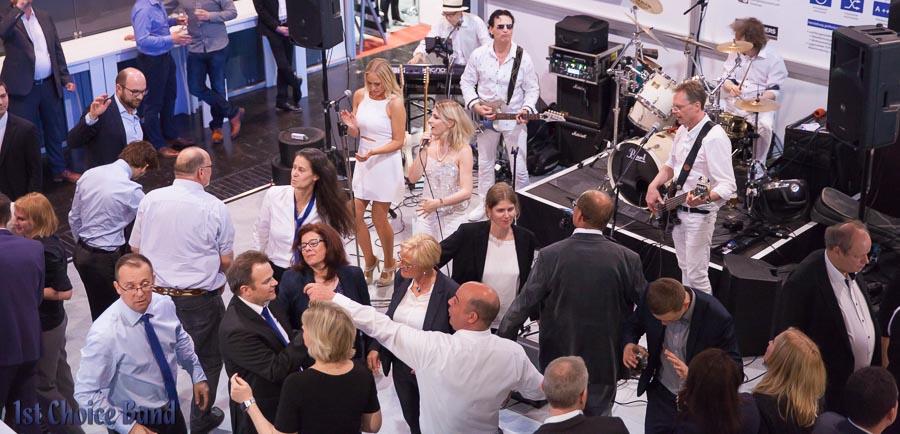 Die Band für Ihre Firmenfeier, Köln, Düsseldorf