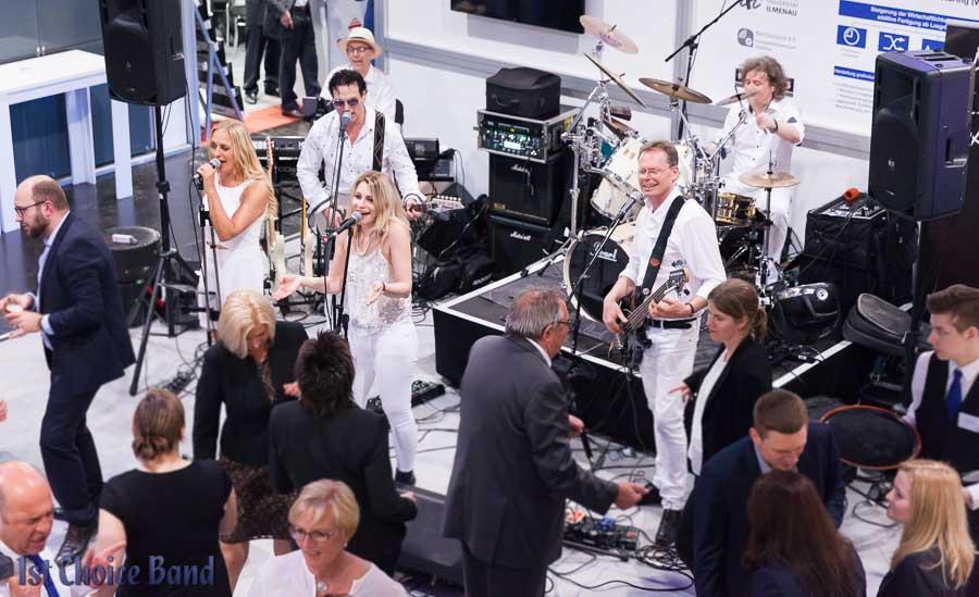 Liveband Köln, Livemusik Band
