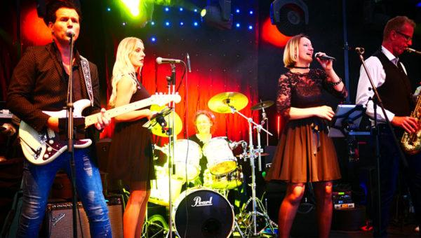 Partyband für Betriebsfeier, Livemusik
